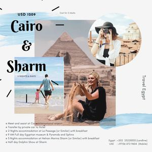 Cairo hotels and Sharm hotels