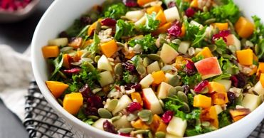 Fall Apple Harvest Salad