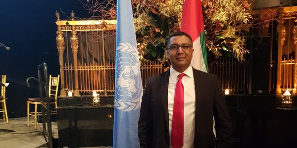 Translator at Permanent Mission of the UAE to the UN - New York