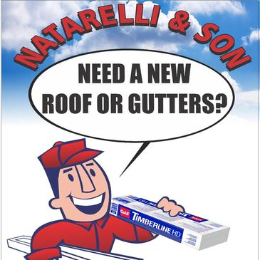 Local Roofing Contractor - Licensed and Insured Free Estimates.  Asphalt Roof  - install and repair.  Gutter install and repair