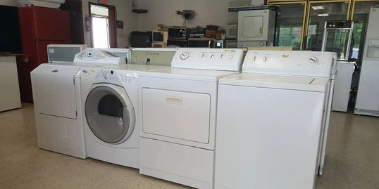 used washers for sale  in Marshfield 65706. used dryers for sale Marshfield,  used clothes washers.