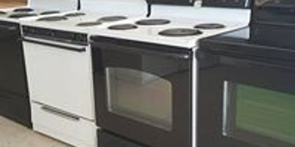 Used stoves, used ranges, used ovens for sale in Marshfield 65706, Used stoves for sale, used ovens.