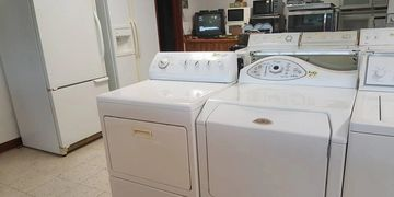 Appliance pick up in Marshfield, MO. Sell used washers, sell used dryers, sell used refrigerators.