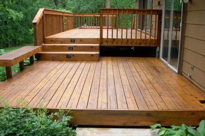 College Station deck contractor