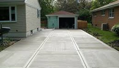 Concrete Driveway College Station