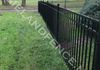 Ornamental iron fence in College Station