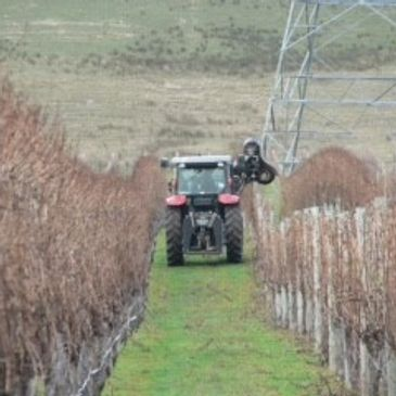 Vinepower New Zealand at work