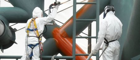 Protective Coatings Fire Proof Coating Marine Coating Tank Lining Chemical Resistant Coatings