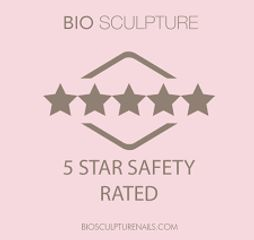 Bio Sculpture 5 star safety rated