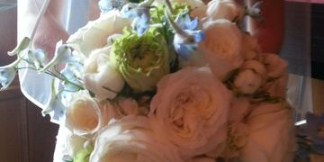 planning with wedding florist in Charlotte