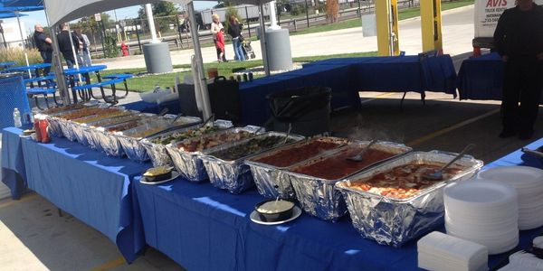 catering  hot buffet  new jersey caterers