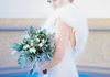 Bridal Bouquet at Tyn Dwr Hall. Image Credit Victoria Amrose Photography