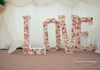 Floral Love Letter Hire Cheshire