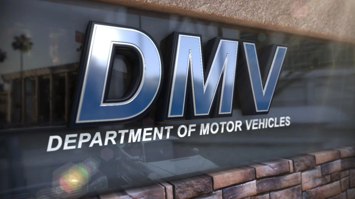 DMV tips about Vehicle identification number (VIN) plates, id and data tags requirements.