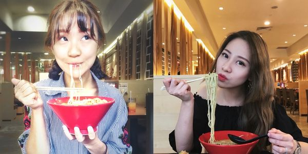 Social Media Micro Influencers Marketing Campaign with Ajisen Ramen in Singapore