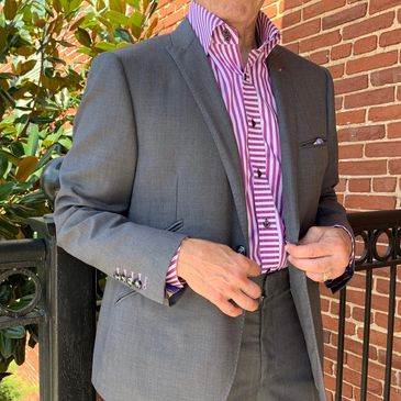custom suits Maryland custom suits Baltimore Tailored suits near me Dress Shirts Tailored Suits Suit