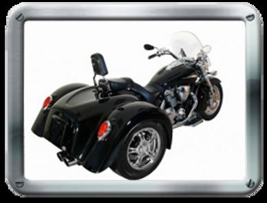 Trikes | Pair-a-Dice Custom Trikes