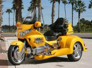 Honda Trikes   Pair-a-Dice Custom Trikes