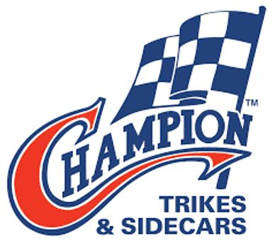 Champion Trikes and Sidecars Logo