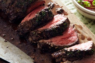 filet mignon, flavor maker, spice rub, ric orlando, bbq, summer cooking, beef recipe