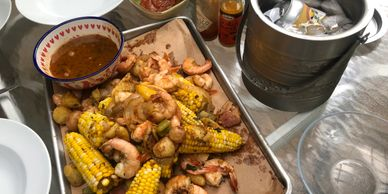 boil, steam, seafood, shrimp boil, seafood boil, southern cooking, louisiana cooking, shrimp steam