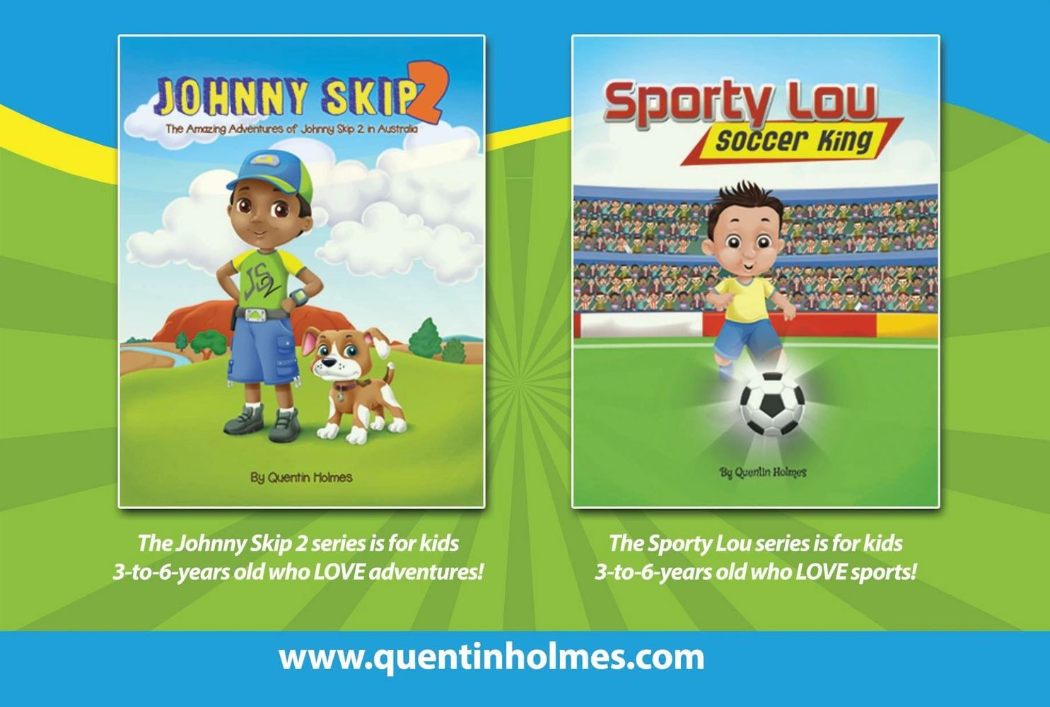 Multicultural Children's Books by Quentin Holmes