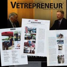 Vetrepreneur Magazine Article