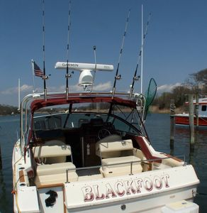 1985 30 foot Sea Ray Weekender