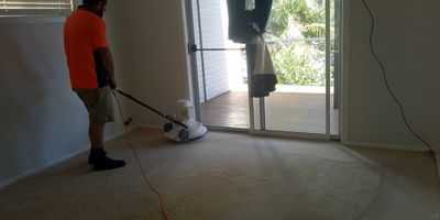 carpet cleaning in a house in Kempsey