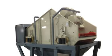PSU:200 Mobile Screening Unit, Rag Screen, Grit Screen, Tank Cleaning, Digester Cleaning, Lagoon