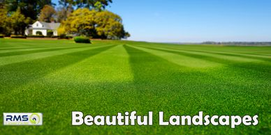 Beautiful Landscapes and highest quality services for residential