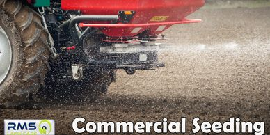 Our Commercial Services include seeding for businesses in St. Louis Metro