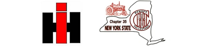 International Harvester Collectors Club     Chapter 35 of NYS