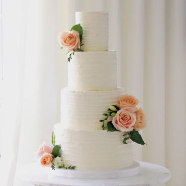 Signature Wedding Cake