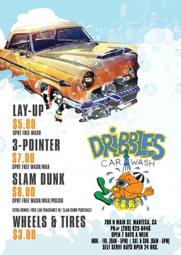 Dribbles Car Wash