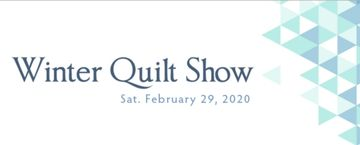 Winter quilt show , West Bend fair grounds