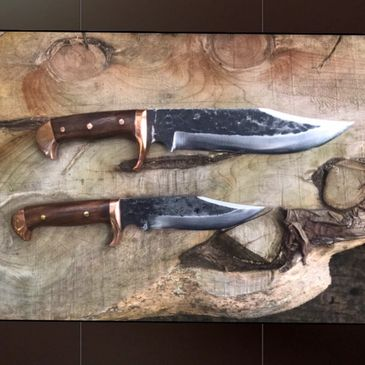 Bowie Knife Series