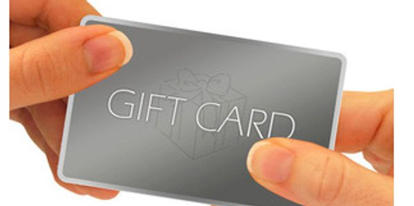 gift card gift certificate hair nails