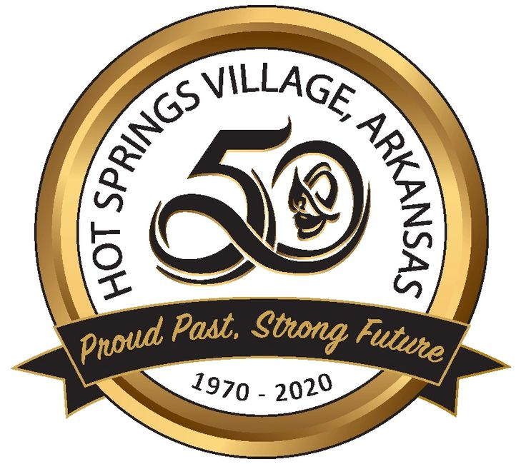 Hot Springs Village 50th Anniversary 1970 - 2020