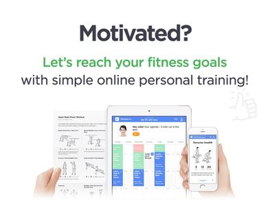 Online Personal Training programs on any device