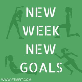 New week new goals Pilates