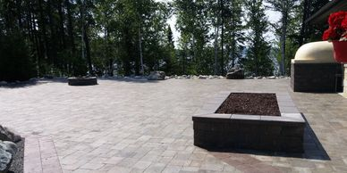 stone-patio-deck landscaping services Barrie Innisfil Oro-Medonte Thornton   Tough Oaks Landscaping
