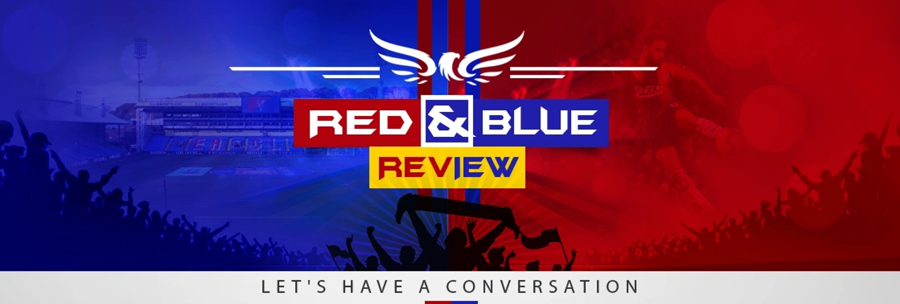 The Red and Blue Review