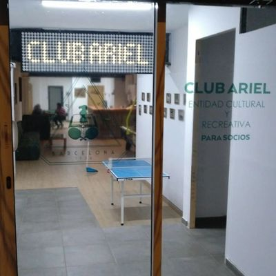 Ping pong, Barcelona, Barcelone, tennis de taula , table tennis, tenis de mesa, club ariel