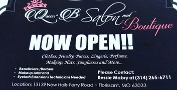 queen b's salon and boutique