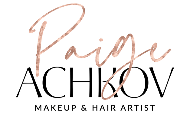 Paige Achkov - Makeup & Hair