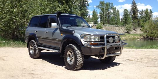 HDJ81 Land Cruiser Turbo Diesel 1HDT