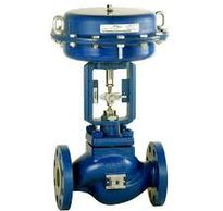 Actuated Control Valves