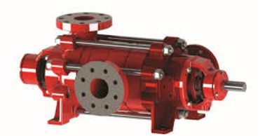 Multistage Screw Pumps