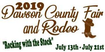 2019 Dawson County Fair